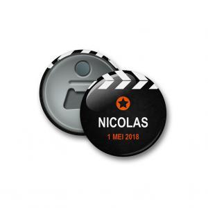 Flesopener 56mm filmklapper