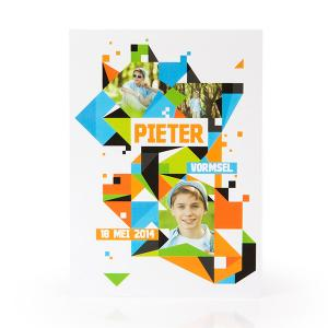 Fotokaart abstract